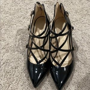 Black Marc Fisher heels